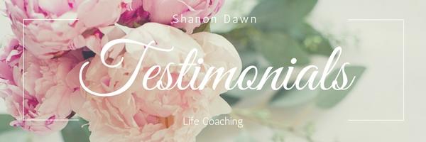 Shanon Dawn - Testimonials Header